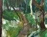 Galerie 22) Waldweg, ca. 50 x 30 cm, Acryl auf Papier, 2008.jpg anzeigen.