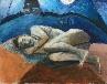 Galerie Schlafender Artist, Acryl auf Papier, 50 x 70 cm, 2011.jpg anzeigen.