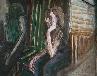 Galerie Klubabend, Acryl auf Papier, ca 35 x 70cm.jpg anzeigen.