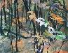 Galerie Herbstwald, ca. 70 x 50 cm, Acryl auf Papier, 2011.jpg anzeigen.